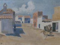 Espagne, Village, rue 2