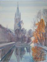 Brugge le beffroi
