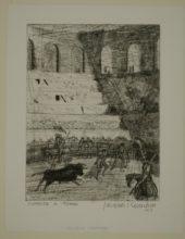 Corrida à Nîmes