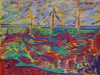 Les bateaux de Gravelines