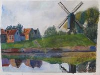 Moulin de Brugge