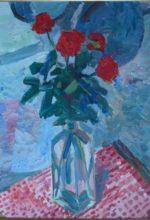 NM Bouquet de roses rouges