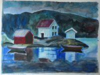 Norvège, La maison du pêcheur